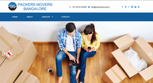 bangalore packers movers
